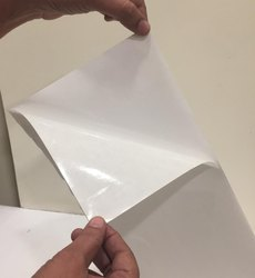 Easy Release Silicone Coated Liner Paper