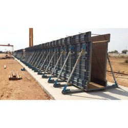 I Bridge Girder Shuttering