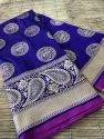 Soft Silk Weaving Banarasi Saree