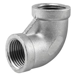 Stainless Steel Forge Elbow