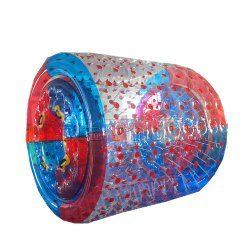 Inflatable Multi Color Water Roller