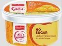 Dinshaws Kesar Pista No Sugar Ice Cream, Packaging Type: Box