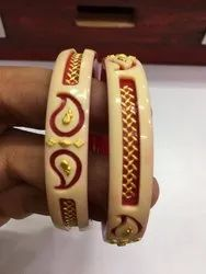 Light Weight Chip Designer Bangles