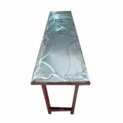 Mild Steel Decorative Center Table