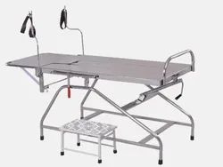 Labour Table ( Foot and Folding)