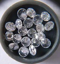 Ajretail 8mm Lab Grown Diamond VS1 H Color Non Certified