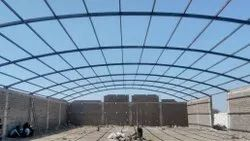 Fabricated Dome Roof