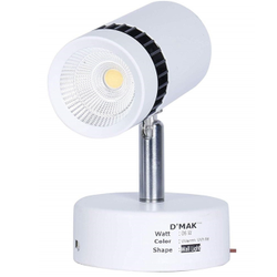 6 Watt Warm White(Yellow) LED Wall Light For Focusing Wall Or Photo Frame