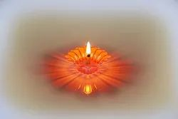 Sai Disha (Square Reflection Diya)