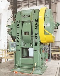 1000 Ton Hot Forging Press
