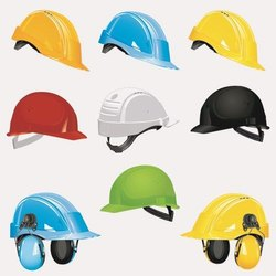 Colored Safety Helmet