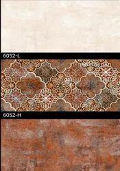 6052(L, H) Hexa Ceramic Tiles Matt Series