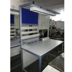 Aluminium Extrusion Tables For Work Stations