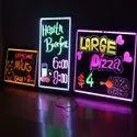 LED Writing Board