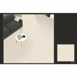 Ceramic Glossy Digital Vitrified Floor Tile, For Flooring, 600x600mm