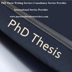 Pharmacology And Theraputics PhD Thesis Writing Service