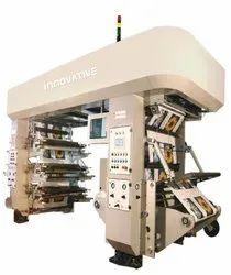 Innovative Stainless Steel Flexo Printing Equipment, For Paper
