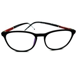 Ladies Cat Eye Glasses Frame, Packaging Type: Box