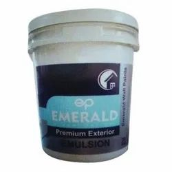 Emerald Acrylic Emulsion Paint, For Brush, Spray And Roller