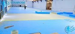 Polyurethane Cementitious PU Floor Coating Service, 7 Hours