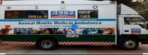 Animal Mobile Medical Ambulance