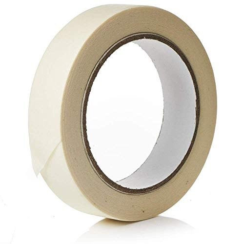 ABRO Masking Self Adhesive Tapes, Size: 1 Inch
