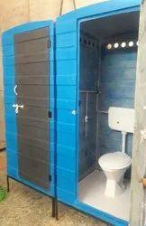 Fibre Toilet Cabin