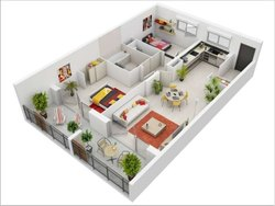 2D BUILDING DESIGN