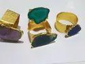 Agate Fancy Ring
