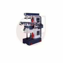 Semi Geared Horizontal Milling Machine - Light Model