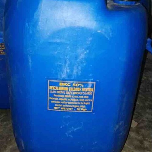 BKC Benzalkonium Chloride Solution