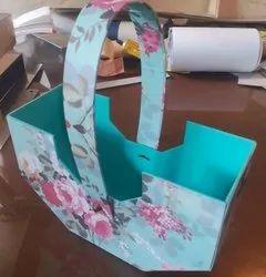 Cardboard Hamper / Chocolate Baskets