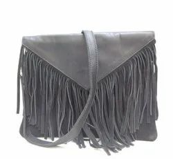 Fringe Leather Bags