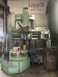 Dorries Vertical Turret Lathe (VTL Machine)