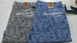 Cotroy Print Trouser