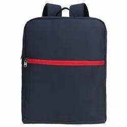 Navy Blue Laptop Backpack / Laptop Bag