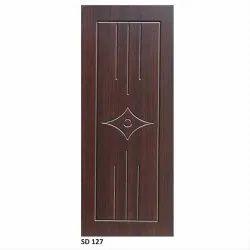 Simpex Hardwood Decorative Membrane Door
