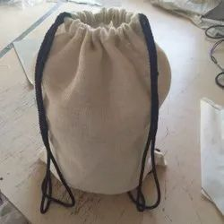School Drawstring Bagpack