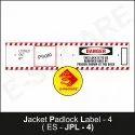 Lockout Label- Danger
