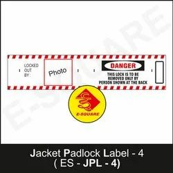 Lockout Label- Danger