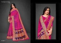 Aura Presents Saanvi Silk Indian Festive Collection Of Saree
