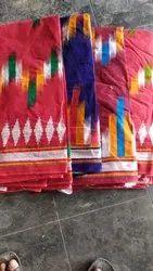 Pure Cotton Printed Saree