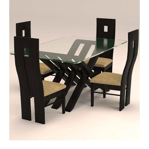 Modern 4 Seater Dining Table Set At Rs 18000 Set Wooden Dining Set Wooden Dining Room Set À¤²à¤•à¤¡ À¤• À¤¡ À¤‡à¤¨ À¤— À¤® À¤œ À¤• À¤¸ À¤Ÿ À¤µ À¤¡à¤¨ À¤¡ À¤‡à¤¨ À¤— À¤Ÿ À¤¬à¤² À¤¸ À¤Ÿ Caspian Furnitures Mumbai Id 20788458655