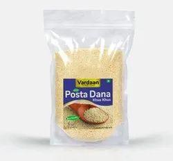 Natural White Posta Dana (Khus Khus), For Cooking, Packaging Size: 1 Kg