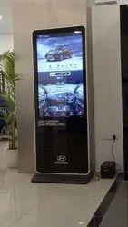 Digital Signage Display HD Standee