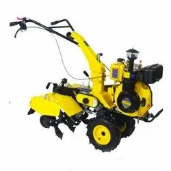 Iron Walking Intercultivators (KK-IC-350D), For Agriculture, 4.3kw(5.8 Hp)