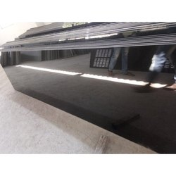 Granite Stone JGM Absolute Black Granite Slab, Thickness: 15-20 mm