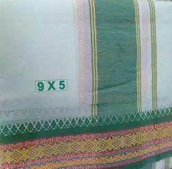 9 X 5 M Cotton Dhoti
