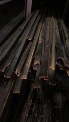 Mild Steel MS Gate Channel, For Industrial, Size: 19 Mm