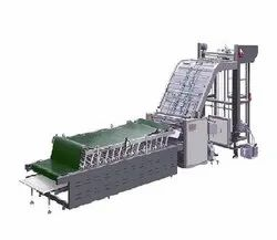 Semi Automatic Flute Laminator Machine